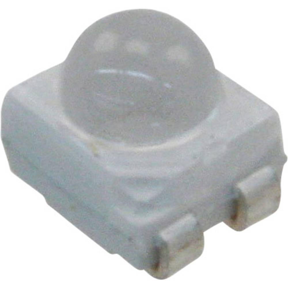 SMD LED Broadcom HSMC-A461-V00M1 PLCC4 1750 mcd 50 ° Rød