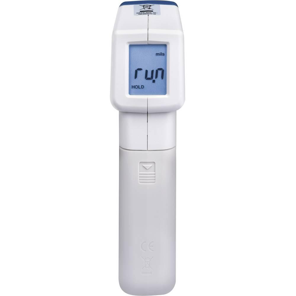 VOLTCRAFT SDM-115 merilnik debeline plasti, meritev debeline laka 0 - 1000 µm (0 - 40 mils)