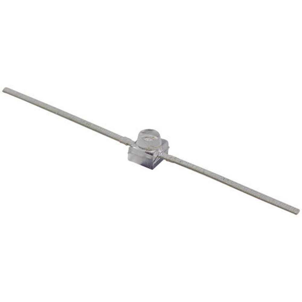 LED bedrahtet (value.1317403) Broadcom 1.4 mm 120 mcd 125 ° 50 mA 2 V Rød