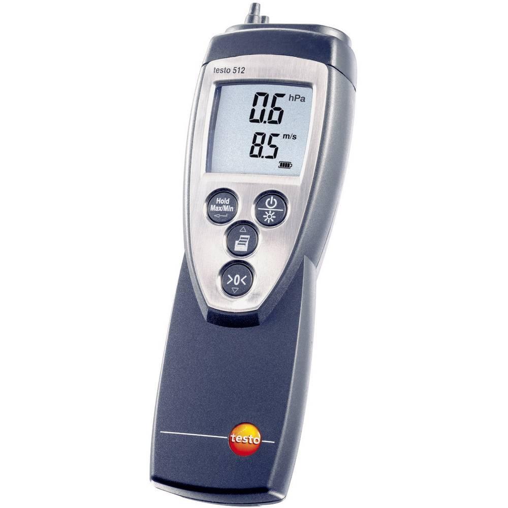 Merilnik tlaka testo 512 (0...2hPa) zračni tlak 0 - 2 hPa