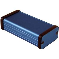 Univerzalno-ohišje aluminij modro 80 x 45 x 25 Hammond Electronics 1455D801BU 1 kos