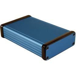 Univerzalno-ohišje aluminij modro 120 x 78 x 27 Hammond Electronics 1455J1201BU 1 kos