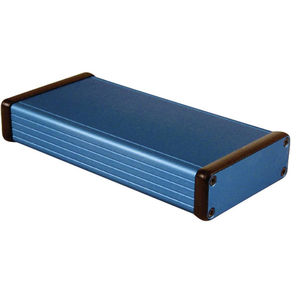 Univerzalno kućište 160 x 78 x 27 Aluminijum Plava boja Hammond Electronics 1455J1601BU 1 ST
