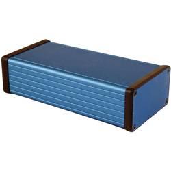 Univerzalno-ohišje aluminij modro 160 x 78 x 43 Hammond Electronics 1455K1601BU 1 kos