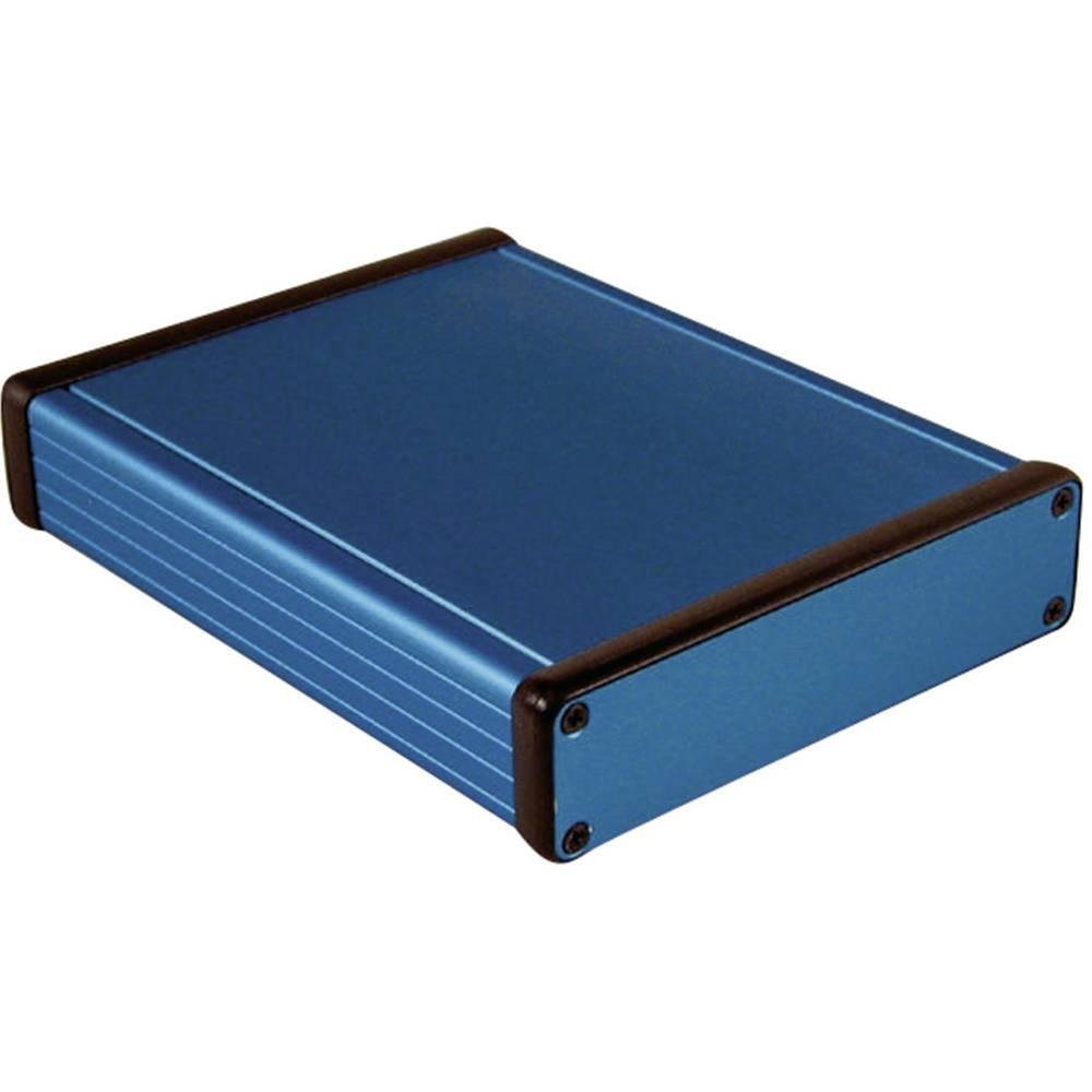 Univerzalno-ohišje aluminij modro 160 x 125 x 30.5 Hammond Electronics 1455P1601BU 1 kos