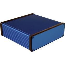 Univerzalno-ohišje aluminij modro 160 x 165 x 51.5 Hammond Electronics 1455T1601BU 1 kos