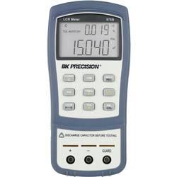 Kalib. ISO-Digitalni multimetar za mjerenje komponenti BK Precision BK-878B CAT I broj mjesta na zaslonu: 40000