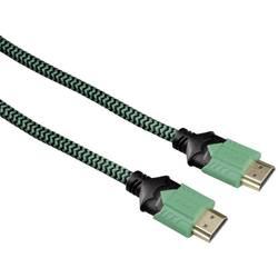 HDMI Anslutningskabel Hama XBOX One HQ [1x HDMI hane - 1x HDMI hane] 2.5 m Grön