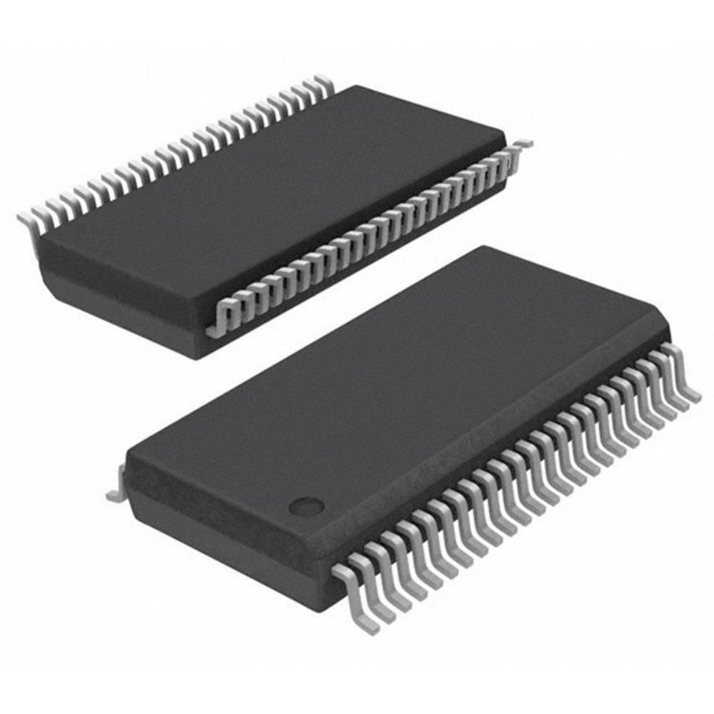 Vgrajeni mikrokontroler CY8C27643-24PVXI SSOP-48 Cypress Semiconductor 8-bitni 24 MHz število I/O 44