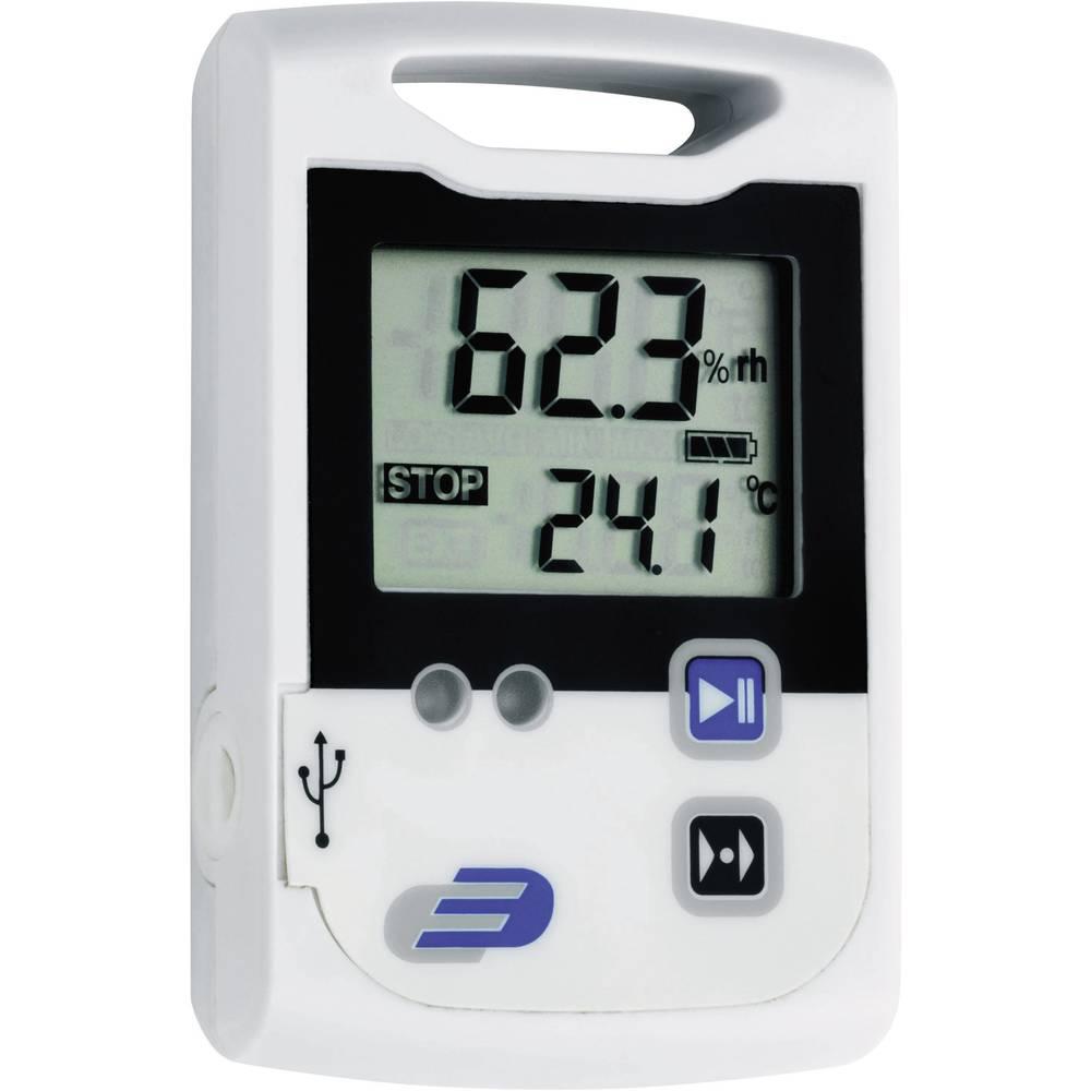Temperatura-shranjevalnik podatkov Dostmann Electronic LOG100 območje temperature -30 do +70 C kalibracija narejena po DAkkS