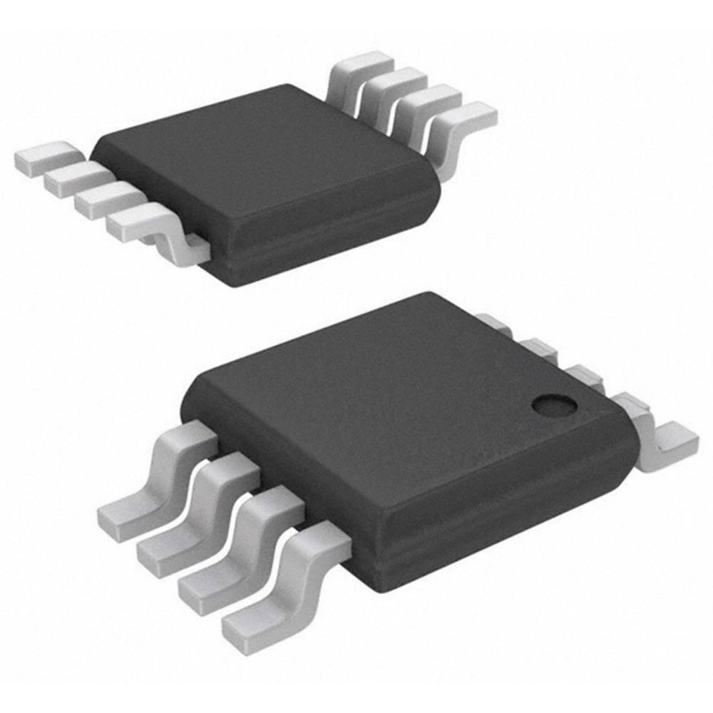 PMIC - strømstyring - specialiseret Texas Instruments UCC29002DGK 2.5 mA VSSOP-8