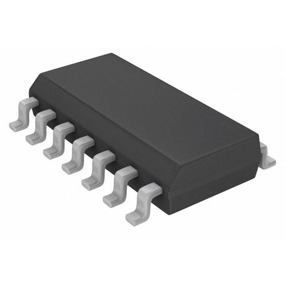 Vmesnik-IC - sprejemnik-oddajnik Linear Technology LTC2864IS-2#PBF RS422, RS485 1/1 SO-14
