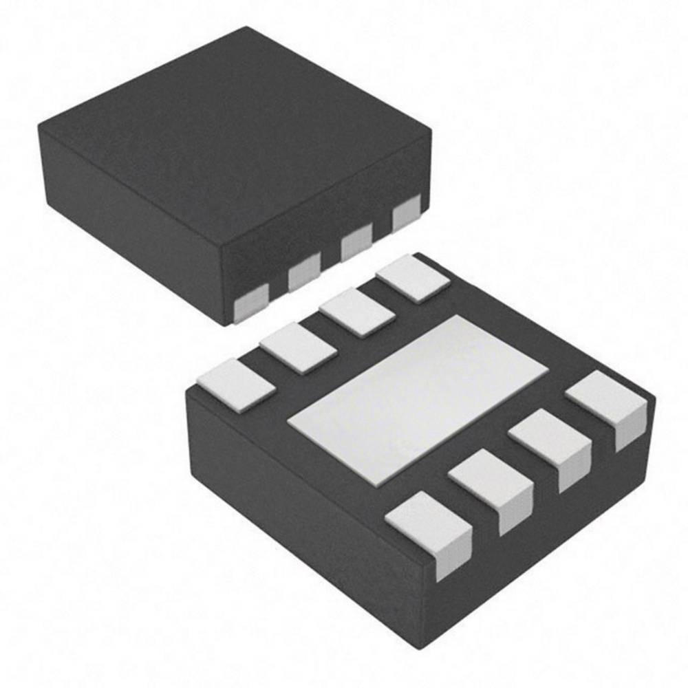 PMIC - strømstyring - specialiseret Texas Instruments TPS61251DSGT 30 µA WSON-8 (2x2)