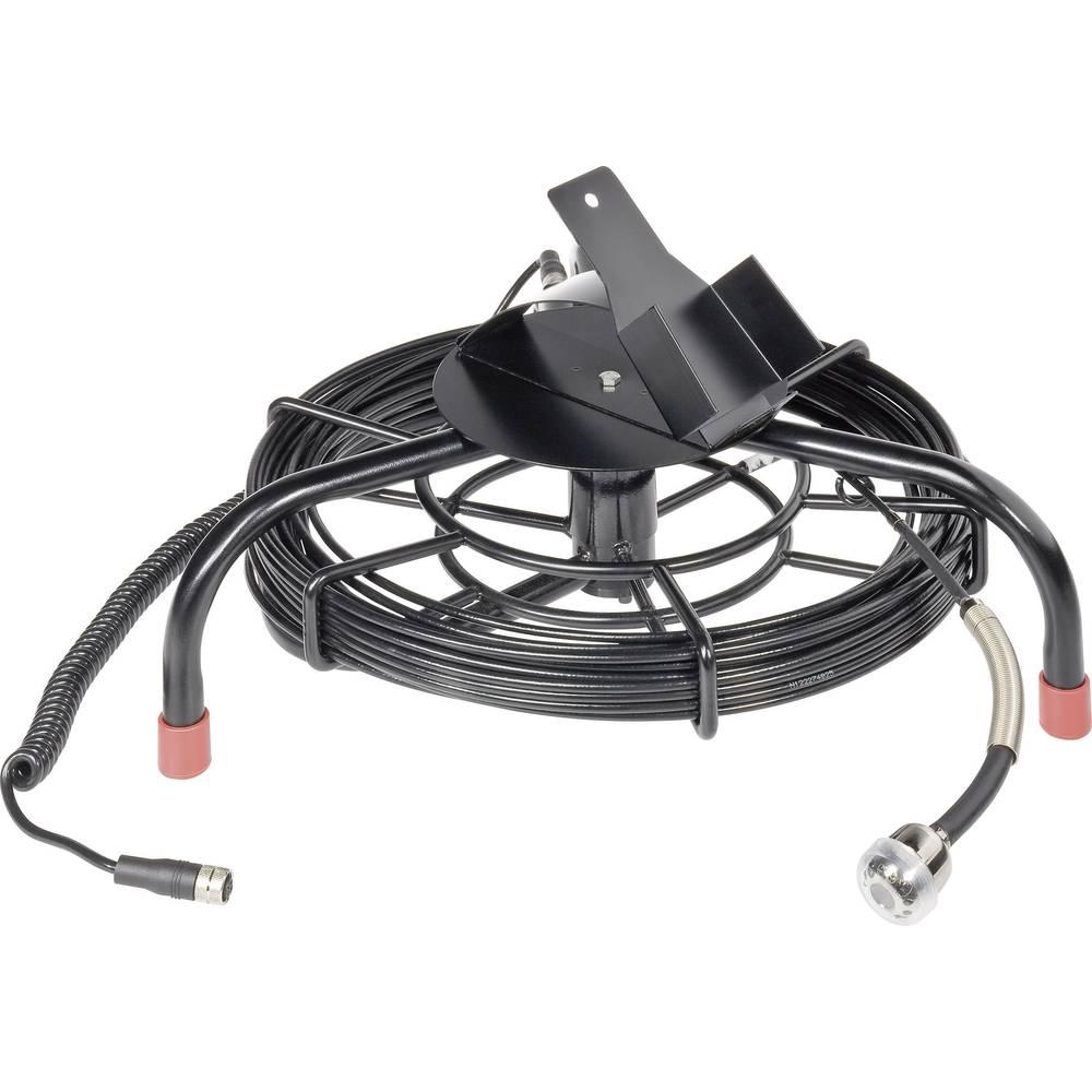 VOLTCRAFT 10m/28mm 10 m-kamera za inspekciju cijevi za profesionalni endoskop BS-1000T, jako fleksibilna, promjer sonde 28 mm