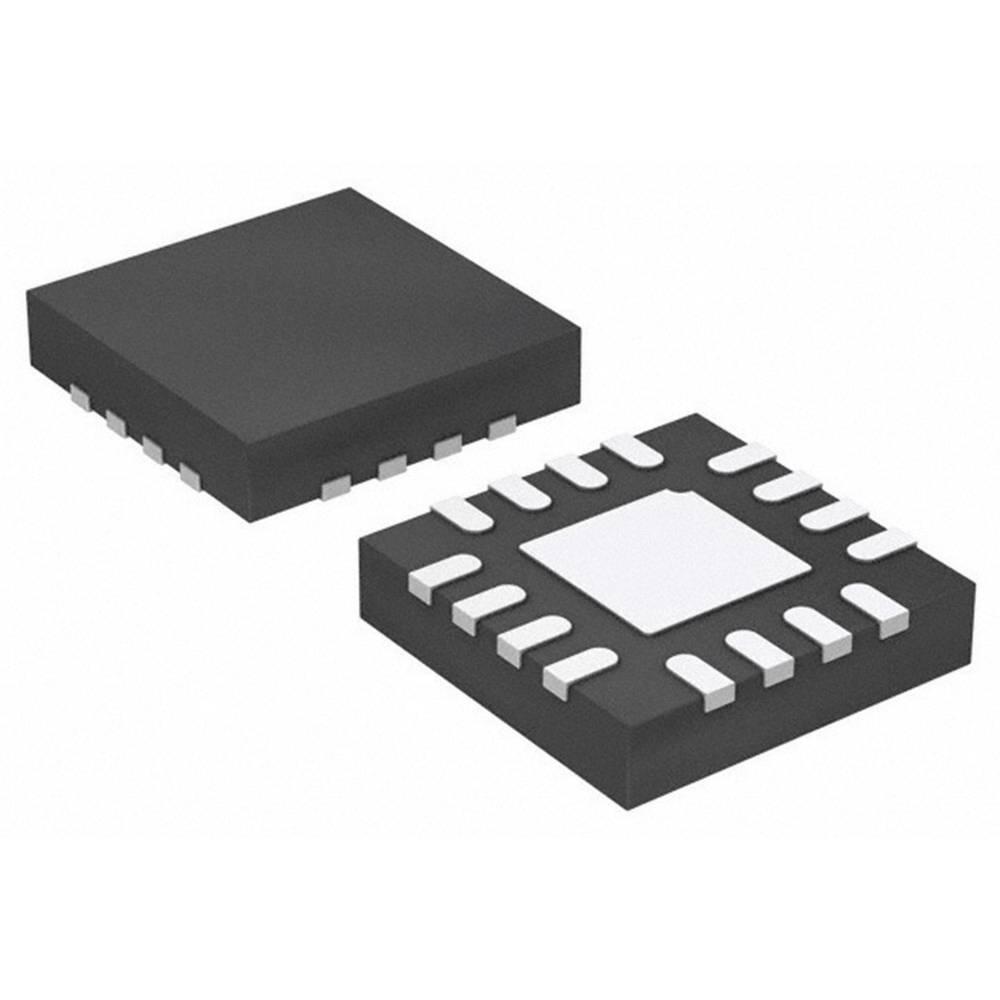 Vmesnik-IC - specializirani Texas Instruments LMH0384SQE/NOPB WQFN-16