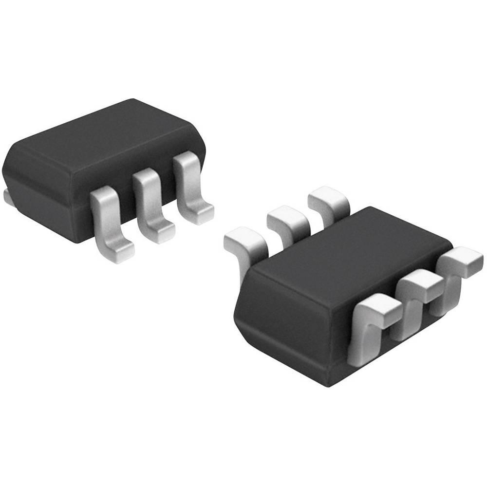 Supresorska dioda Texas Instruments TPD4E001DRLR vrsta kućišta: SOT-6