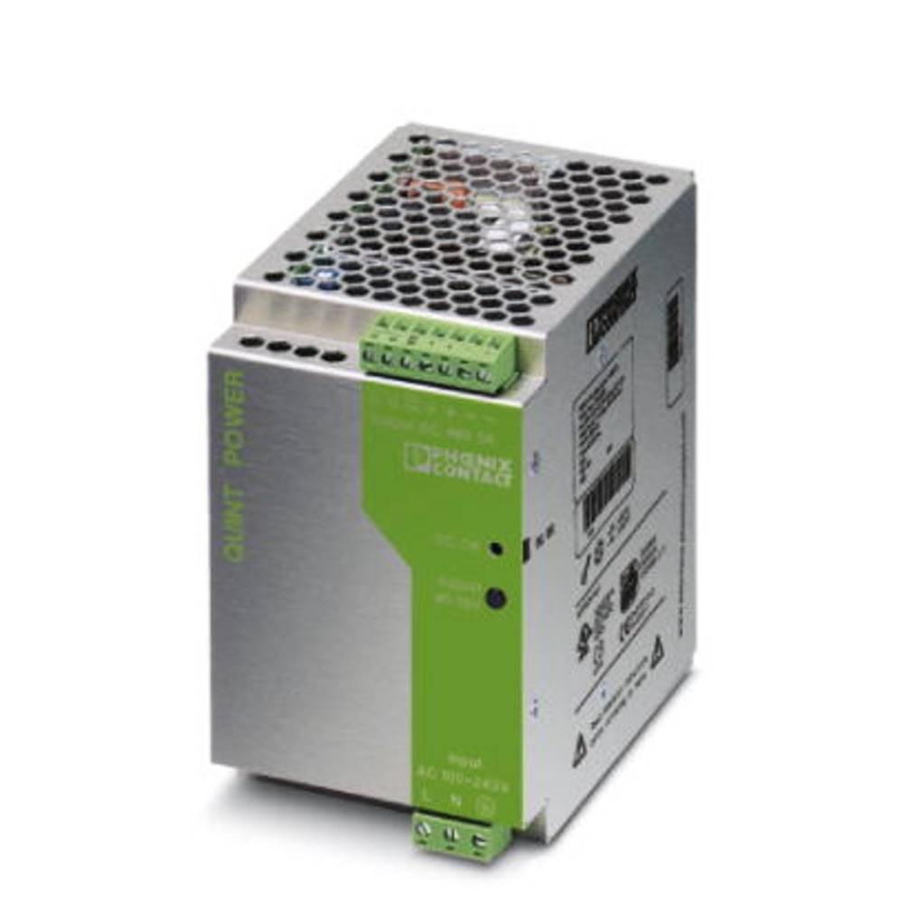 Adapter napajanja za profilne šine (DIN-letva) Phoenix Contact QUINT-PS-100-240AC/48DC/ 5 48 V/DC 5 A 240 W 1 x