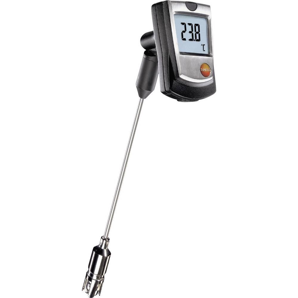 Merilnik temperature testo 905-T2 -50 do +350 °C vrsta tipala: K kalibracija narejena po: delovnih standardih
