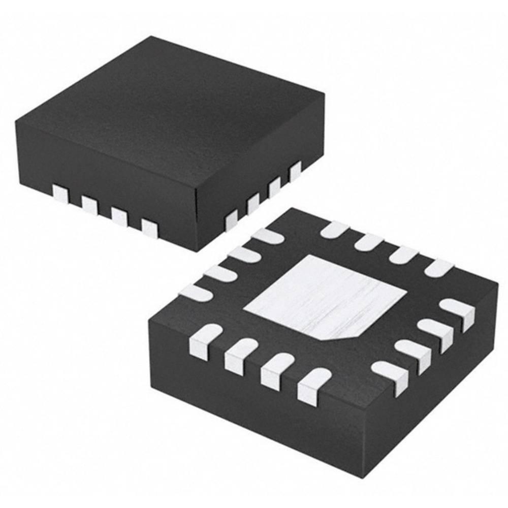Vgrajeni mikrokontroler MSP430G2432IRSA16T QFN-16 (4x4) Texas Instruments 16-bitni 16 MHz število I/O 10