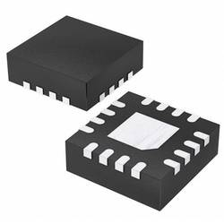 Vgrajeni mikrokontroler MSP430F2013TRSAT QFN-16 (4x4) Texas Instruments 16-bitni 16 MHz število I/O 10