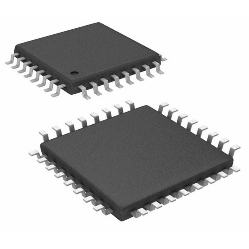 Vgrajeni mikrokontroler ATMEGA48-20AU TQFP-32 (7x7) Microchip Technology 8-bitni 20 MHz število I/O 23