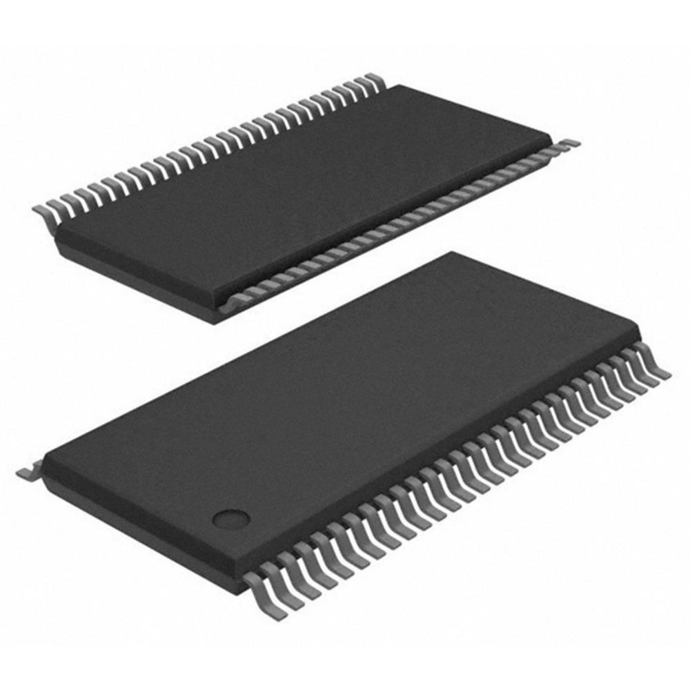 PMIC - grafikdriver NXP Semiconductors PCF8545BTT/AJ LCD 320-segmenter 20 tegn, 40 tegn, 320 dele SPI 30 µA TSSOP-56