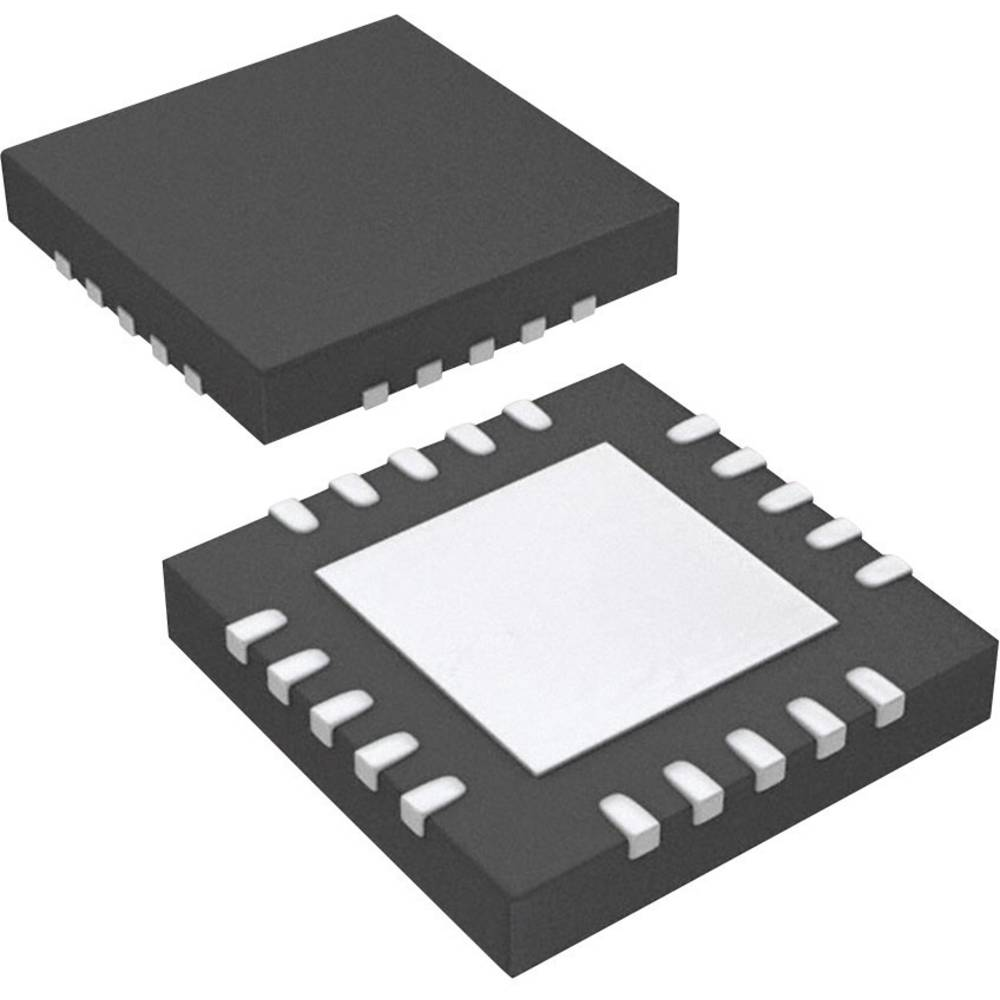 PMIC - strømstyring - specialiseret Maxim Integrated MAX8521ETP+ 21 mA TQFN-20-EP (5x5)