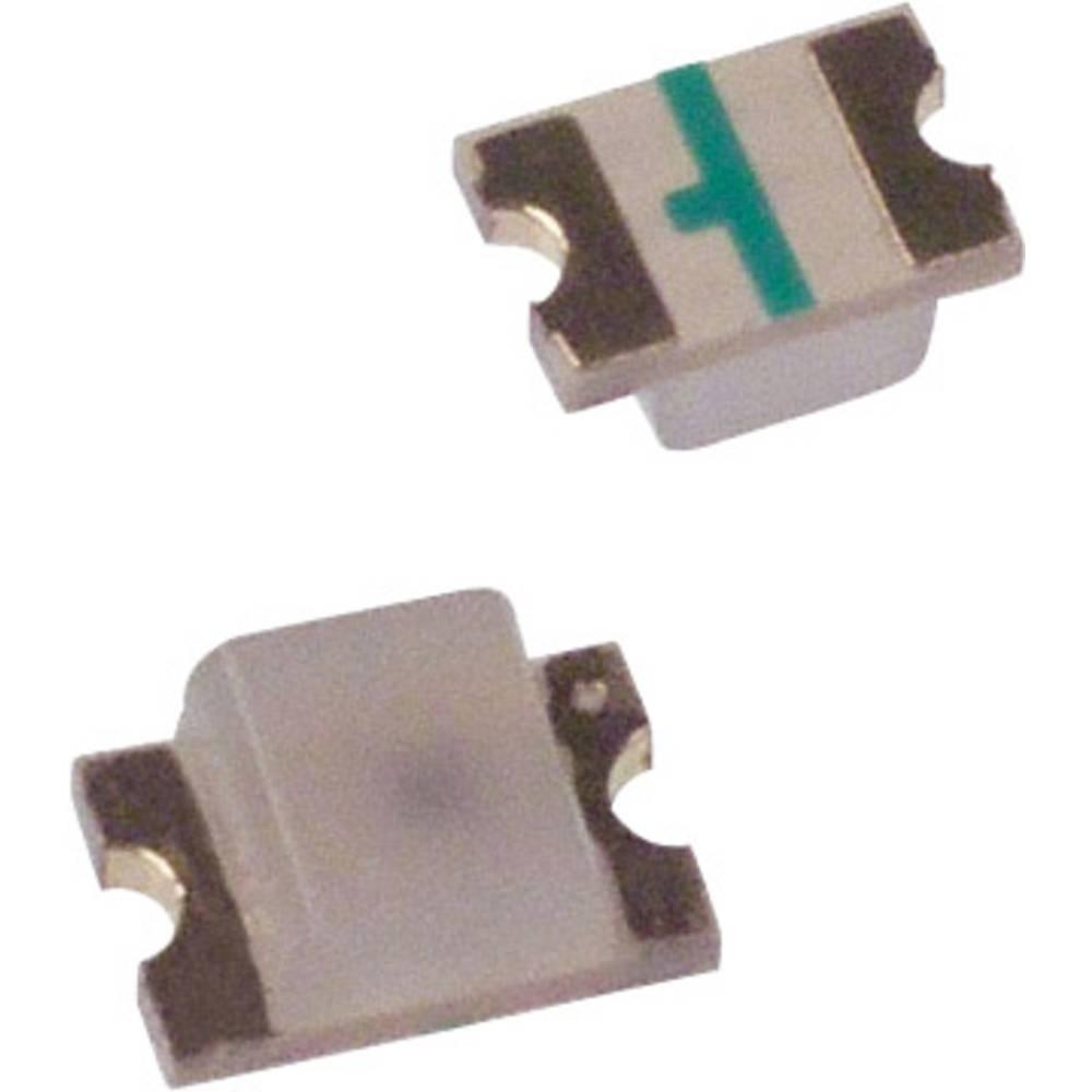 SMD-LED (value.1317393) Broadcom HSMQ-C170 2012 145 mcd 140 ° Grøn