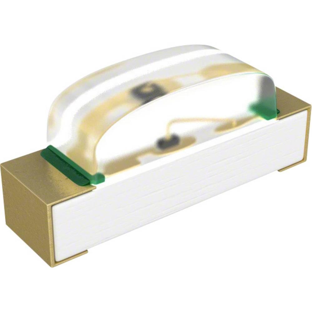 SMD-LED (value.1317393) Broadcom HSMR-C120 SMD-2 55 mcd 155 ° Blå