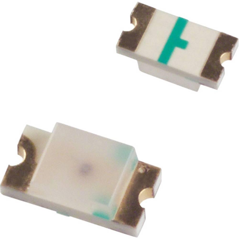SMD-LED (value.1317393) LUMEX SML-LX1206SRW-TR 3216 15 mcd 160 ° Rød