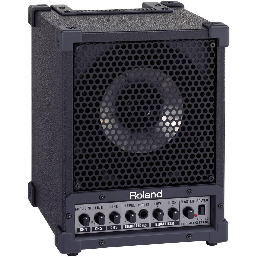 Ojačevalnik za glasbila Roland CM-30, črne barve 086320032