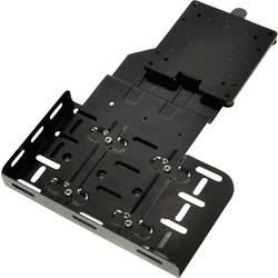 Ergotron CPU-VESA nosilec Primerno za serijo: Univerzalni Črna