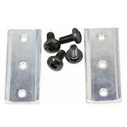 Ergotron Komplet ploščatega priključka Primerno za serijo: Ergotron Voziček s T-profilnim kanalom Aluminij