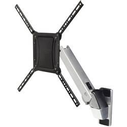 TV stenski nosilec 30 ''(76 cm) - 55'' (140 cm) nagiben + vrtljiv Ergotron Interaktivna roka, HD razširljivi 45-296-026
