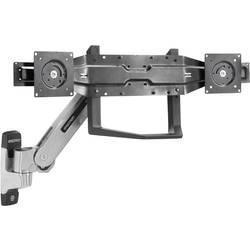 Ergotron Dvojni adapter za zaslon z ročajem Primerno za serijo: Univerzalni Črna