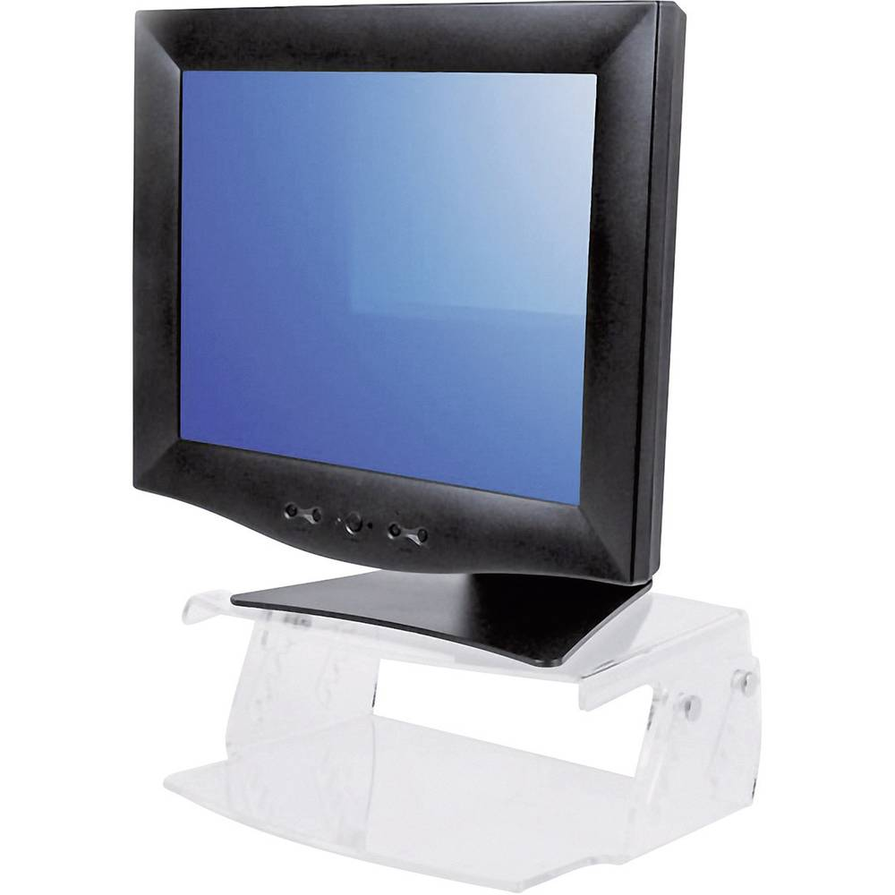 Dataflex LCD Monitorständer HV 550 Povišenje za monitor ATT.FX.HEIGHT_RANGE: 7 Do 13 cm Prozirna