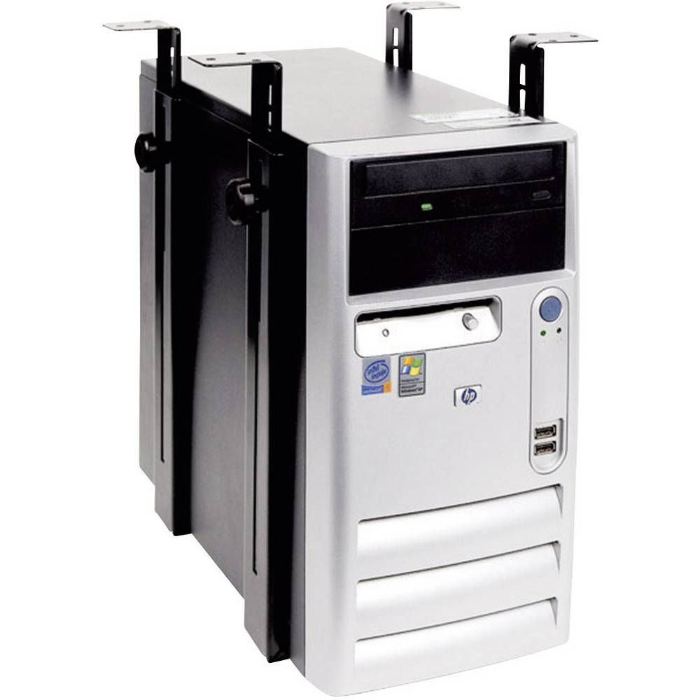 Dataflex Držač računala Basic 183 32.183 Crna Opteretivost do težine=35 kg Dataflex Crna 32.183
