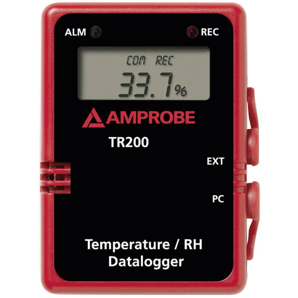 Kalib. ISO-UreÄ'aj za pohranu podataka temperature/vlage Beha Amprobe TR-200A, -40 do +85 °C, 0,1 °C 3477302