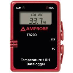 Multi-zapisovalnik podatkov Beha Amprobe TR-200A merjenje temperature, vlažnosti zraka -40 do 85 °C 0 do 100 % rF kalibracija na