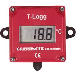 Zapisovalnik podatkov o temperaturi Greisinger T-Logg 100 komplet za merjenje temperature -25 do 60 °C kalibracija narejena po d