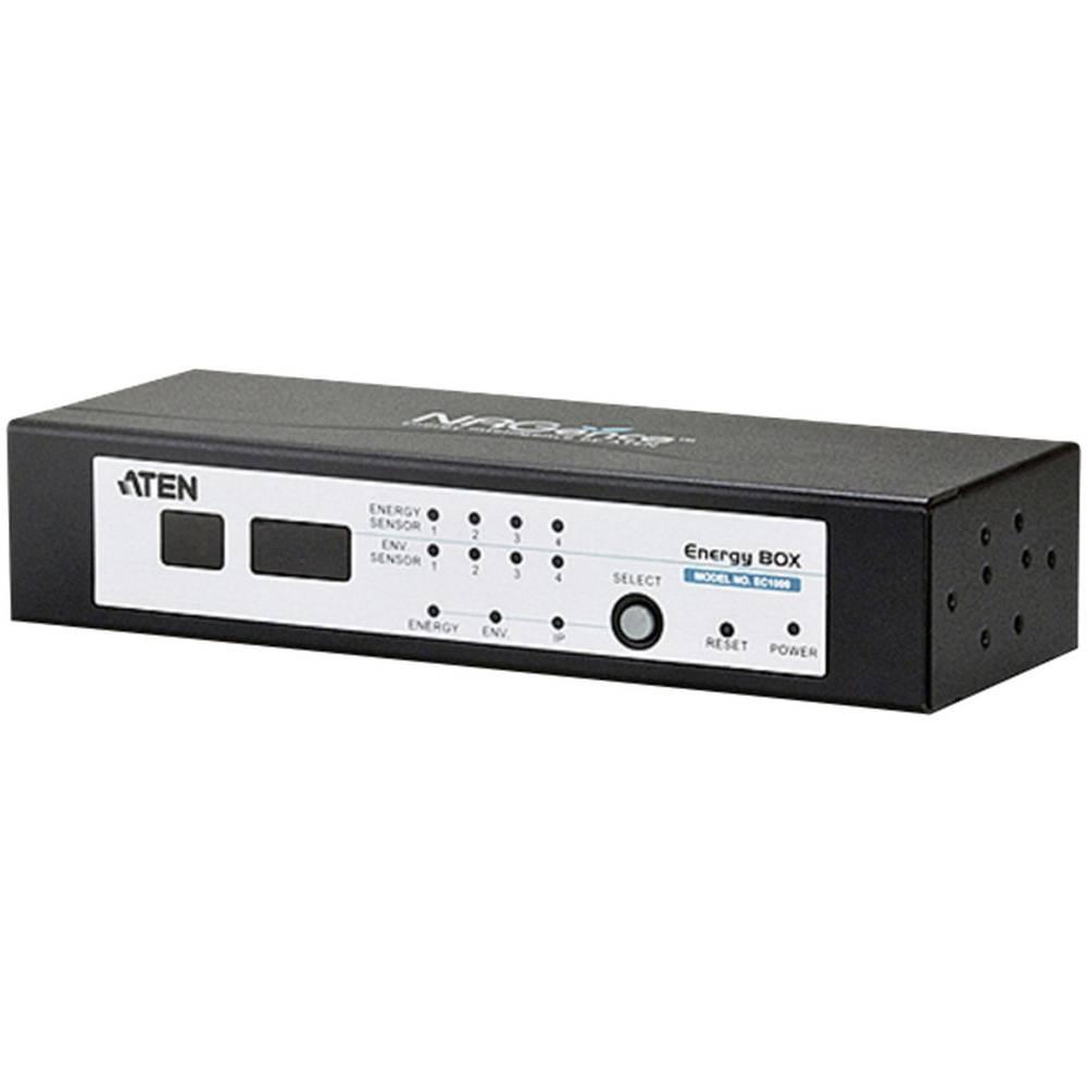 IP strežnik za naprave ATEN Over IP-enota za PDU-Parameter EC1000