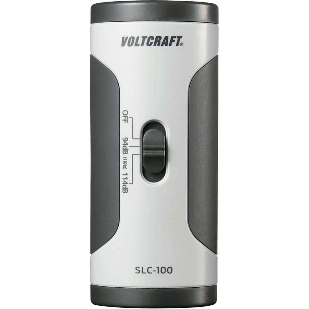 VOLTCRAFT SLC-100 kalibrator za merilnike nivoja zvoka, za mikrofone: 12,7 mm (1/2