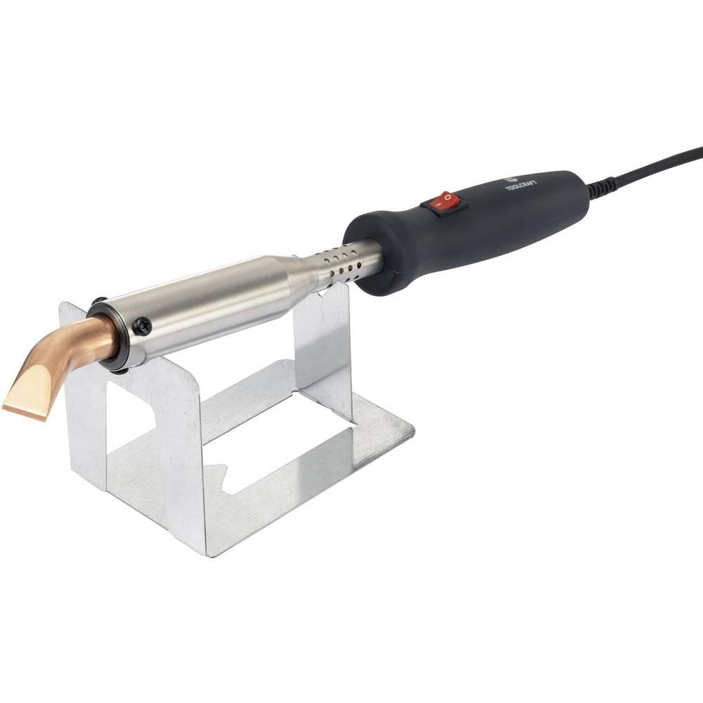 Visoko-zmogljiv spajkalnik 230 V 200 W TOOLCRAFT KB-200 v obliki dleta