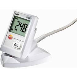 Zapisovalnik podatkov o temperaturi testo 174T komplet za merjenje temperature -30 do 70 °C kalibracija narejena po delovnih sta
