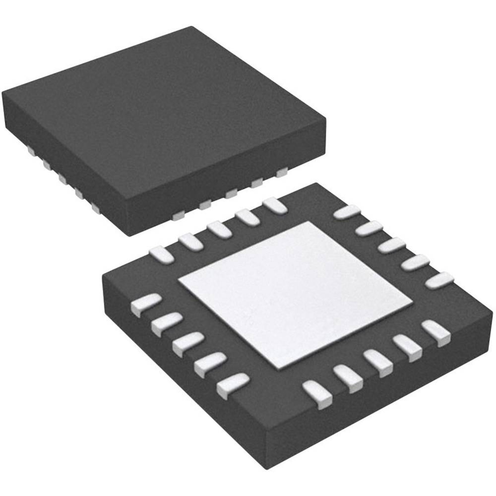 Vgrajeni mikrokontroler ATTINY84A-MMH VQFN-20 (3x3) Microchip Technology 8-bitni 20 MHz število I/O 12
