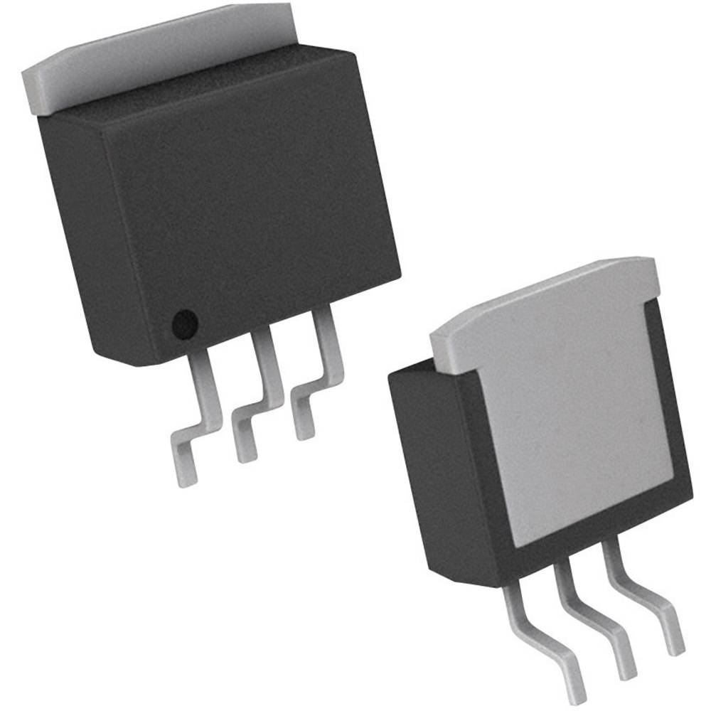 MOSFET NXP Semiconductors BUK9675-55A,118 1 N-kanal 62 W TO-263-3