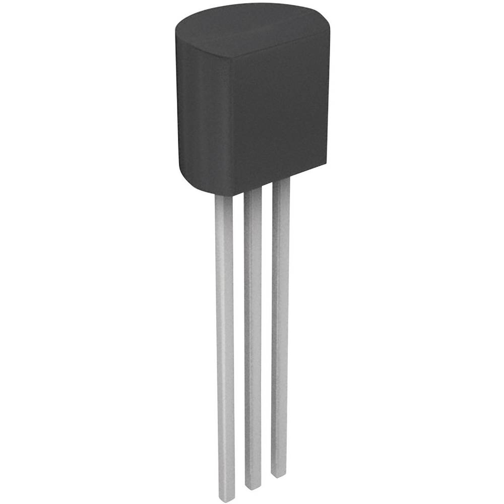 MOSFET DIODES Incorporated ZVP4424A 1 P-kanal 750 mW TO-92-3