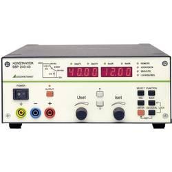 Laboratorieaggregat, justerbar Gossen Metrawatt SSP 240-40 0 - 40 V/DC 1 x