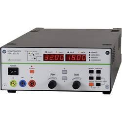 Laboratorijski naponski uređaj, podesivi Gossen Metrawatt SSP 320-32 0 - 32 V/DC 0 - 18 A 320 W RS-232 programabilni, broj izlaz