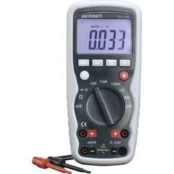 Tester komponent VOLTCRAFT LCR-100 kalibracija narejena po: delovnih standardih,